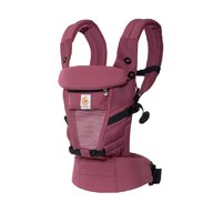 Ergobaby - Marsupiu Adapt Cool Air Mesh, Plum
