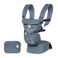 Ergobaby - Marsupiu omni 360 cool air Mesh Oxford Blue