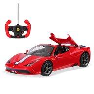 Rastar - Masinuta cu telecomanda Ferrari 458 Speciale ,  Scara 1:14