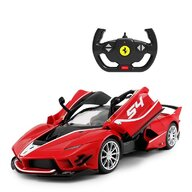 Rastar - Masinuta cu telecomanda Ferrari FXX k Evo ,  Scara 1:14