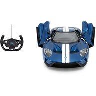 Rastar - Masinuta cu telecomanda Ford GT ,  Scara 1:14, Albastru