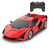 Rastar - Masinuta cu telecomanda Lamborghini Sian ,  Scara 1:24, Rosu
