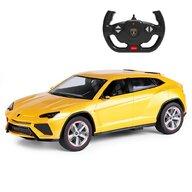 Rastar - Masinuta cu telecomanda Lamborghini Urus ,  Scara 1:14, Galben