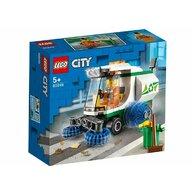 Set de joaca Masina de maturat strada LEGO® City, pcs  89