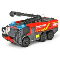 Dickie Toys - Masina de pompieri aeroport  Airport Fire Fighter