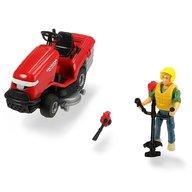 Dickie Toys - Masina de tuns iarba Playlife Lawn Mower Set cu figurina si accesorii