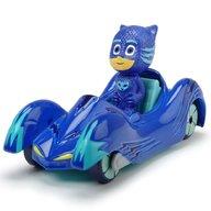 Dickie Toys - Masina Eroi in Pijamale Cat-Car cu figurina