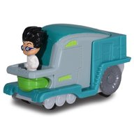 Dickie Toys - Masina Eroi in Pijamale Romeo's Lab cu figurina