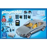 Playmobil - Masina echipei Swat