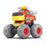 Hola - Masina Taurasul cel furios , Monster truck, Multicolor