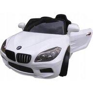 R-Sport - Masinuta electrica Cabrio B14 BBH-5188 , Cu telecomanda, Alb