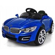 R-Sport - Masinuta electrica Cabrio B16 , Cu telecomanda, Cu baterii, Cu functie de balansare, Albastru