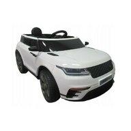 R-Sport - Masinuta electrica Cabrio F4 , Cu telecomanda, Cu roti EVA, Alb
