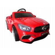 R-Sport - Masinuta electrica Mercedes SL63 , Cu telecomanda, Cu roti EVA, Cu scaun piele, Rosu