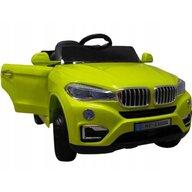 R-Sport - Masinuta electrica Cabrio B12 KL-5188 , Cu telecomanda, Cu roti EVA, Verde