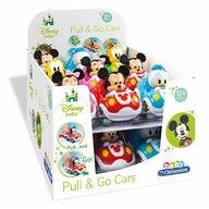 Clementoni - Masinute Disney Pull&Go