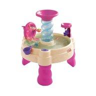 Little Tikes - Masuta de joaca roz cu apa - Spirala