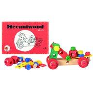 Egmont toys - Set de constructie Mecaniwood , 48 piese
