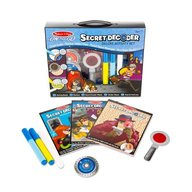 Melissa & Doug - Set Decodorul De Secrete
