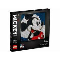 LEGO - Set de constructie Mickey Mouse ® Art, pcs  2658