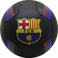 Minge de fotbal Marimea 5 Logo Black FC Barcelona 1899