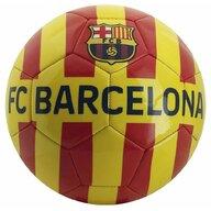 Minge de fotbal Marimea 5 Catalunya Red Stripes Fc Barcelona, Galben