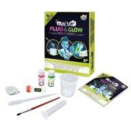 Buki France - Mini laboratorul Fluo & Glow