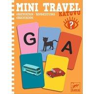Djeco - Joc de observatie Mini travel