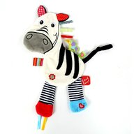 Label-Label - Minipaturica senzoriala Friends - Zebra
