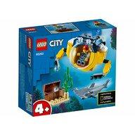 Set de joaca Minisubmarin oceanic LEGO® City, pcs  41
