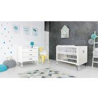 Klups - Mobilier camera copii si bebelusi Blanka, Alb
