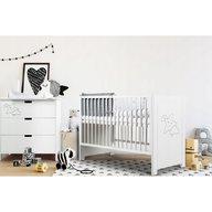 Klups - Mobilier camera copii si bebelusi Nilo, Alb
