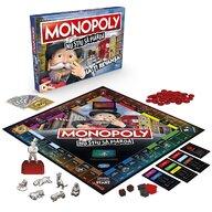 Hasbro - Monopoly , Pentru cei care nu stiu sa piarda, Multicolor