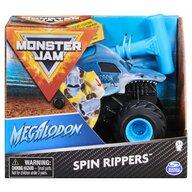 Spin Master - Masinuta Megalodon , Monster Jam , Seria spin Rippers, Scara 1:43