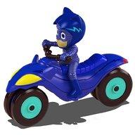 Dickie Toys - Motocicleta Eroi in Pijama Moon Rover cu figurina Cat Boy