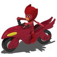 Dickie Toys - Motocicleta Eroi in Pijama Moon Rover cu figurina Owlette