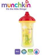 Munchkin - Cana termica Sippy Click Lock 9L+ Galben