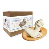 BabyPrint - Set sculptura MyBBPrint mare manuta/ piciorus bebelus 3D