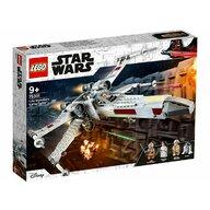LEGO - Set de constructie Nava X-Wing al lui Luke Skywalker ® Star Wars, pcs  474