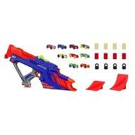 Hasbro - Arma de jucarie Nerf Nitro Motofury Rapid Rally, Multicolor