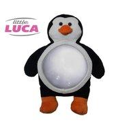 Little Luca - Oglinda auto supraveghere copii Pinguin