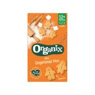 Organix - Biscuiti cu ghimbir 5x25 g, 12+, eco