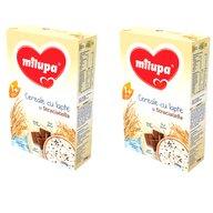 Milupa - Pachet 2 x Cereale cu lapte si stracciatella, 250g, 12 luni+
