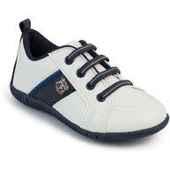 Pimpolho - Pantofi Copii Marimea 27, Alb/Albastru