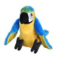 WILD REPUBLIC - Jucarie din plus Papagal Macaw Albastru , 20 cm