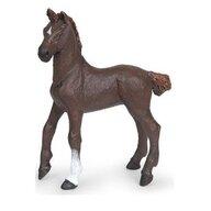 Papo - Figurina Manz Alezan englez maro inchis
