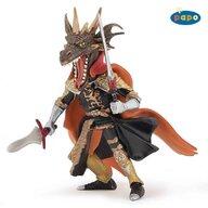 Papo - Figurina Mutant dragon rosu