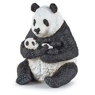 Papo - Figurina Panda cu pui