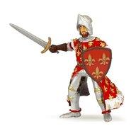 Papo - Figurina Printul Filip (rosu)