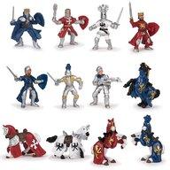 Papo - Figurina Set 12 Mini Animale Cavaleri